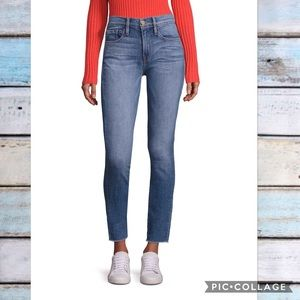 FRAME Le Skinny de Jeanne Hi Rise Skinny Jeans